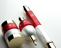 Beauty(ful) Packshots - Olay Cellscience