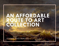 An Affordable Route to Art Collection