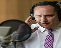 Five Tips for Becoming a Successful Voice-Over Actor