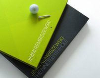 The Nineteenth Hole - Leaving Book