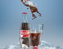 Coca Cola 3D