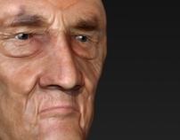 Old Man (ZBrush)