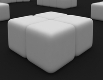 Cube Form ---   Modulo Quadro ...
