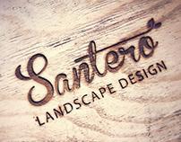 Логотип. Santero