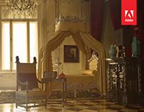 Rijksmuseum - 3D Interior for the Adobe Blog
