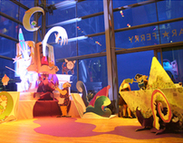 Kinderboekenbal Amsterdam / Children's book party