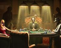Poker Advertisement