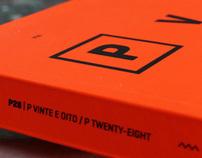 P28 Book,Excellence Award - HKDA Hong Kong Design Award