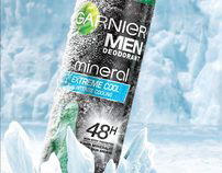 Garnier Men Extreme Cool Deo (2011)