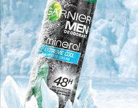 Garnier Men-Extreme Cool Deo (Key Visual-2011)