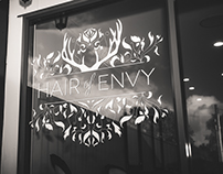 Hair of Envy Branding and Photography