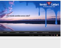 Vernici Caldart | Web Design