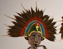 Aztec Character
