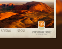 Paesaggialtrove | Web Design