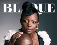 Blaque Magazine -Concept
