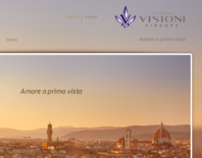 Visioni Firenze | Web Design