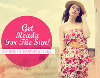 LIMITE / SUMMER STORY CAMPAIGN