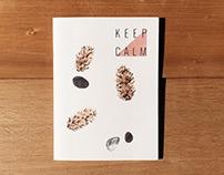ZINE: KEEP CALM