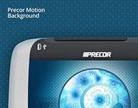 Precor Motion Background