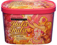 Hula Hula Macadamia Nut Ice Cream