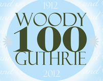 Woody Guthrie Foundation Centennial Design Commission