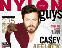 NYLON Guys Covers