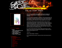 Classic Blaque: Web layout