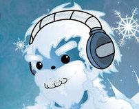 El mono blanco, te desea un buen 2012