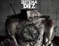 SISTEMA DIEZ Artwork (Cover Art) Concept Design