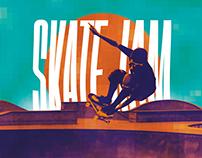 Skate Contest Flyer & Social Templates