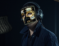 The Masked Man behind the Music