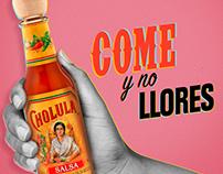 Salsa Cholula - Social Media
