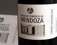 CONCURSO ETIQUETAS I Bolsa de comercio de Mendoza