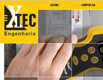 Site Xtec Engenharia