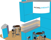 Digital tand for Alcatel-One Touch