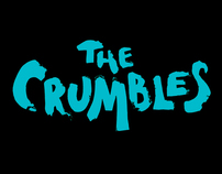 The Crumbles Identity + Promotional Materials