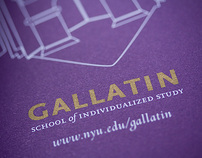 "Gallatin ""Alumni Achievements"" booklet"
