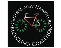 Logos for Central NH Bicycling Coalition