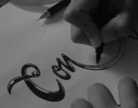 Concepción City / Hand Lettering