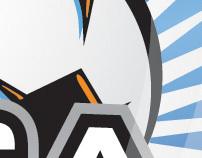 Cincinnati Soccer Alliance Logo