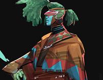 Afro Futurism