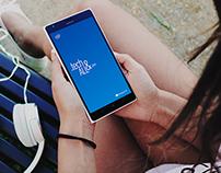 4 Nokia Lumia Mockup