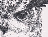 PIXELS. -Animal Card Series #011
