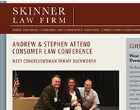 Skinner Law Firm newsletters