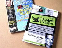 Publication Design - REdesigning Readers Digest