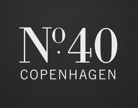 No.40 Copenhagen