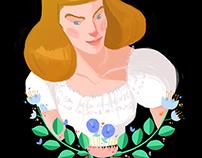 Rocking Ladies Number 04: Mary Blair