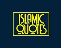 Islamic/Quran Quotes
