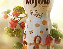 Kofola soft drinks - 3D