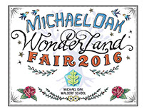 Michael Oak Fair 2016 _ WonderLand
